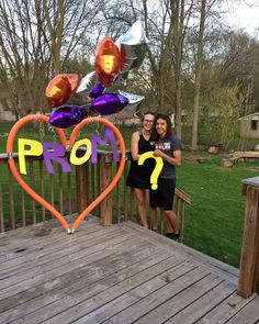 People of Fenton: Prom Senior Kasey Walsh was asked by senior Emilio Caballero  I didnt really know he was going to ask me Walsh said. I had just went to his house after tennis and he asked me to meet him outside. I didnt know why but I went out there and he was standing with the sign that said prom on his back porch. We have been dating for like two years and I have never been asked to a school dance before. I am excited for prom and to see what happens with him after graduation.