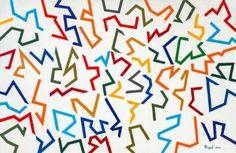 """Saatchi Art Artist Ed Buziak; Painting, """"Vauban Confused No.2"""" #art"""