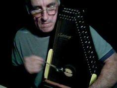 hammered dulcimer sound from an auto harp