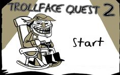 La Scienza di Giacomo - Trollface Quest 2 - PC Full Gameplay [Flash game...
