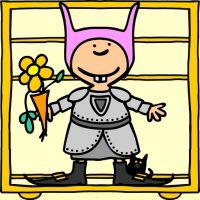 Poppetto Verkleedkleren. Een vrolijk strategisch spel voor 1, 2, 3 of 4 spelers.