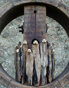 Jephan de Villiers #art #sculpture #creatures #nature