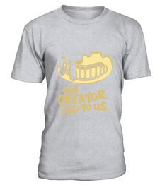 # Bendy And The Ink Machine 3 T-shirt .  Bendy And The Ink Machine 3 T-shirt  HOW TO ORDER: 1. Select the style and color you want: 2. Click Reserve it now 3. Select size and quantity 4. Enter shipping and billing information 5. Done! Simple as that! TIPS: Buy 2 or more to save shipping cost!  This is printable if you purchase only one piece. so dont worry, you will get yours.  Guaranteed safe and secure checkout via: Paypal | VISA | MASTERCARD