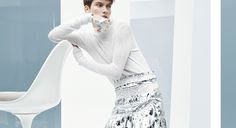 space odyssey: benthe de vries by jacob sadrak & carrol cruz for madame germany may 2016 | visual optimism; fashion editorials, shows, campaigns & more!