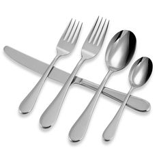 Product Image for Oneida® Icarus 45-Piece Flatware Set 1 out of 2