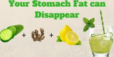 Get rid of stomach fat