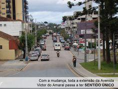 Avenida Victor do Amaral. Entre a Rua Manoel Ribas e a Travessa Tupinambá