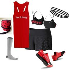 live life [cross]fit: our mantra transcends all fitness fitlosophies, sport it proudly! cute crossfit outfit including our live life fit tank! #crossfit #fitbook