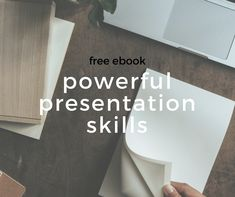 How to overcome public speaking fears and deliver powerful presentations.  FAQs and actionable tips to help you make an impact and get your message across.