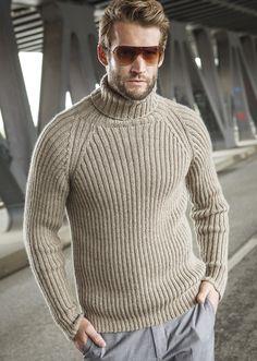 Lana Grossa RIPPENPULLI Cool Wool Alpaca - FILATI CLASSICI No. 6 - Modell 42   FILATI.cc WebShop