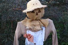 Scarecrows. . .