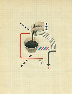 collage. bill zindel.
