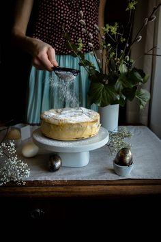 Štrúdlová torta a spolupráca so Sashe - The Story of a Cake Tiramisu, Cheesecake, Deserts, Frozen, Ethnic Recipes, Food, Crack Cake, Cheesecakes, Essen