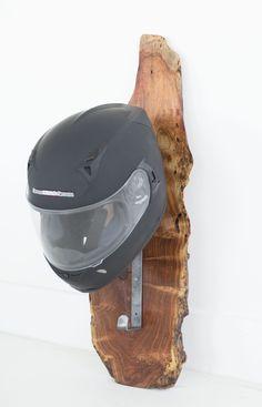 Mesquite Helmet Rack