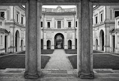 Villa Giulia, Rome, Italy  Source:http://confinedlight.ca/