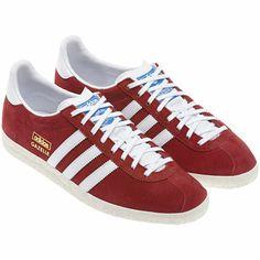 Adidas Gazelle University Red