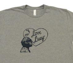 I love Lucy, Australopithecus afarensis, size L,  color Antique Denim