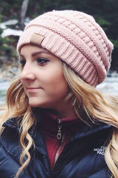 The ever-popular CC Beanies are back! These super cute and cozy cable knit beanies come in a number of beautiful...