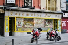 Madrid - Candy store.