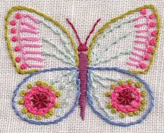 Resultado de imagen para magic butterfly embroidery needle