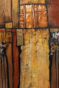 Carol Nelson - Work Zoom: Tapestry 13005