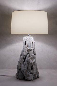 Driftwood Table Lamp - anthropologie.com