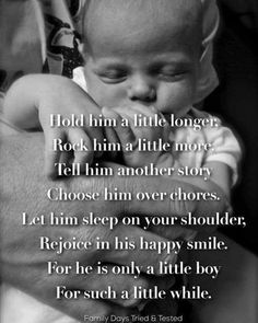 -------Austin 💙 Aundre 💙 August 💙 and, when we're blessed again, If Our Fourth & Final Beautiful, Happy, Healthy & Perfect Earth-Side Baby is another beautiful baby boy 💙 Baby Boy Quotes, Mommy Quotes, Mother Quotes, Quotes For Kids, Great Quotes, Life Quotes, Inspirational Quotes, Quotes About Little Boys, Happy Baby Quotes