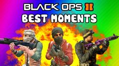 Black Ops 2 Best Moments....My favorite part is 7:55-8:49....and yes, the two voices ARE the same guy!! XD