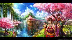 Sakura Season by MeganeRid.deviantart.com on @deviantART