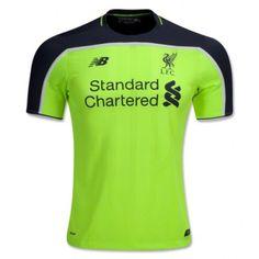 Camiseta del Liverpool Third 2016 2017