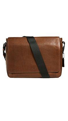373d0378753a Coach New York Metropolitan Courier Bag