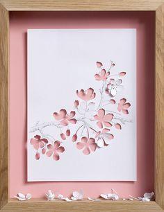 Beautiful paper art