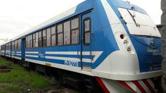 CRÓNICA FERROVIARIA: Se encuentra en estación Tucumán CC dupla de coche...