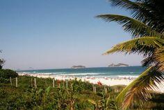 Praia da Barra, Rio de Janeiro - Brazil