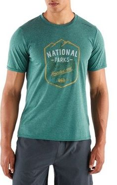 fc58d0b0 Brooks National Park T-shirt. Your purchase of this performance-oriented tee  gives