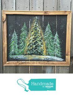 Let your light shine Christmas tree from RebecaFlottArts http://www.amazon.com/dp/B01793WK5I/ref=hnd_sw_r_pi_dp_wENmwb06VDZ8N #handmadeatamazon