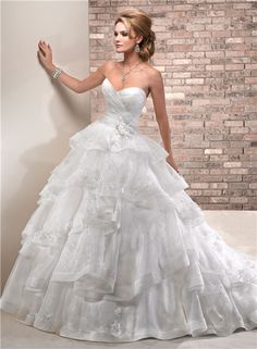 Image result for wedding ball gown princess