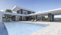 Villa op plan in Moraira te koop