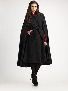 Samantha Pleet Shadow Cloak