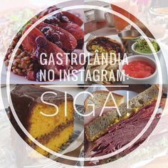 Siga a gente! Dicas para comer e beber bem em São Paulo, muito turismo gastronômico, reportagens, eventos exclusivos. www.instagram.com/ailinaleixo