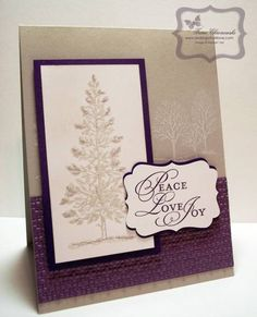 Christmas Buffet Lovely as a Tree - Regular by TamiC - Cards and Paper Crafts at Splitcoaststampers