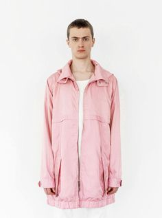 Profound Aesthetic Rose Collins Box Jacket in Light Pink. Flight Through the Gardens Spring Summer 2016 Collection. http://profoundco.com