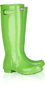 Festival Tall Hunter Wellington Boots