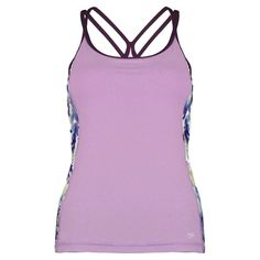 Sofibella Perseverance Athletic Cami Top /Lavender