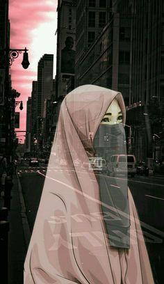 56 ideas for drawing anime couples fanart Arab Girls Hijab, Muslim Girls, Muslim Women, Muslim Couples, Hijabi Girl, Girl Hijab, Tmblr Girl, Female Face Drawing, Hijab Drawing