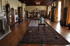 Interior  of the Castle of Good Hope the oldest surviving colonial building in South Africa.