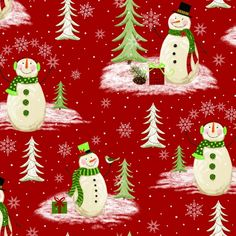 7244-88 , Woodland Christmas by Gina Linn by Gina Linn, The Blank Quilting Corporation