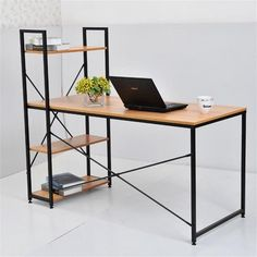 Are you struggling in finding ideas to build your own DIY computer desk? Well, if you find this article, you're in luck! Because we have compiled a list of 50 Favorite DIY Computer Desk Design Ideas and Decor from… Continue Reading → Iron Furniture, Steel Furniture, Retro Furniture, Home Office Furniture, Furniture Online, Furniture Makeover, Chair Makeover, Furniture Nyc, Furniture Websites