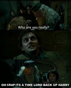 harry potter doctor who meme - Google Search