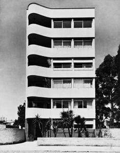 Edificio Mina Klabin Warchavchik, São Paulo, 1939